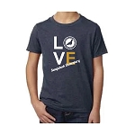 New Limited Edition LOVE Super-Soft Seal T-Shirt 2018